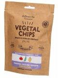 Vegetal Chips Pomodoro Zucchine Peperoni