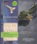 Velenottero - Animali Fantastici - Libro + Puzzle 3D