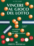 Vincere al Gioco del Lotto  - Libro