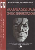 Violenza Sessuale - Diniego e Minimizzazione - Libro