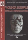 Violenza Sessuale - Diniego e Minimizzazione