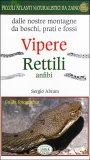Vipere Rettili Anfibi - Natura da Zaino — Libro