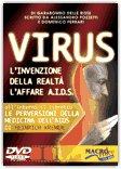 Virus - L'invenzione della realtà. Il caso A.I.D.S.  — DVD