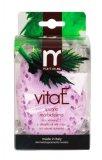 vitaE - Spugna Morbidissima con Vitamina E e Estratto di Vite Rossa ad Azione Nutriente