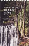 Walden - Vita nel Bosco  - Libro