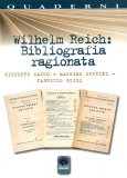 Wilhelm Reich: Bibliografia Ragionata