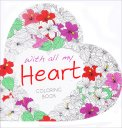 With All My Heart - Coloring Book