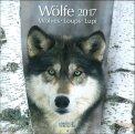 Wolves - Lupi - Calendario 2017