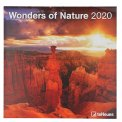 Wonders of Nature - Calendario 2020 — Calendario