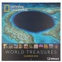 World Treasures - Calendario 2020 — Calendario
