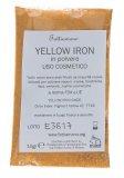 Yellow Iron in Polvere - Colore per Cosmetico