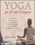 Yoga per chi usa il computer — Libro