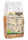 Zuppa di Cereali - Farro, Orzo, Miglio, Riso, Lenticchie Rosse