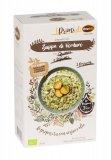 Zuppa di Verdure con Quinoa e Legumi