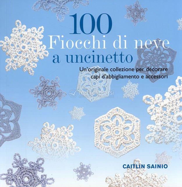 Favorito 100 Fiocchi di Neve a Uncinetto - Caitlin Sainio WM88