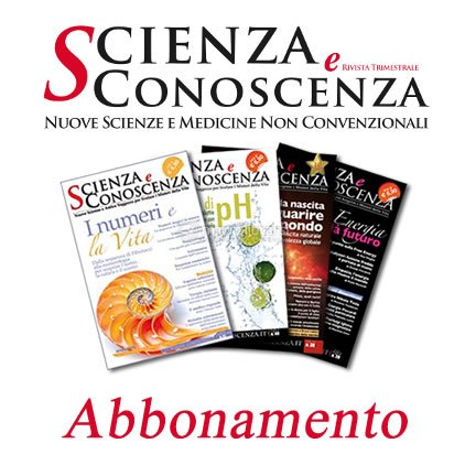 Abbonamento Annuale A Scienza E Conoscenza Cartaceo Rivista