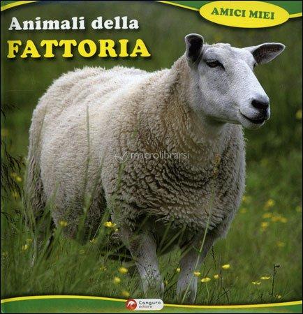 Animali della fattoria for Planimetrie rustiche della fattoria