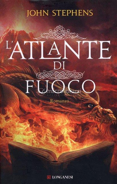 Atlante Libro Atlante di Fuoco Libro