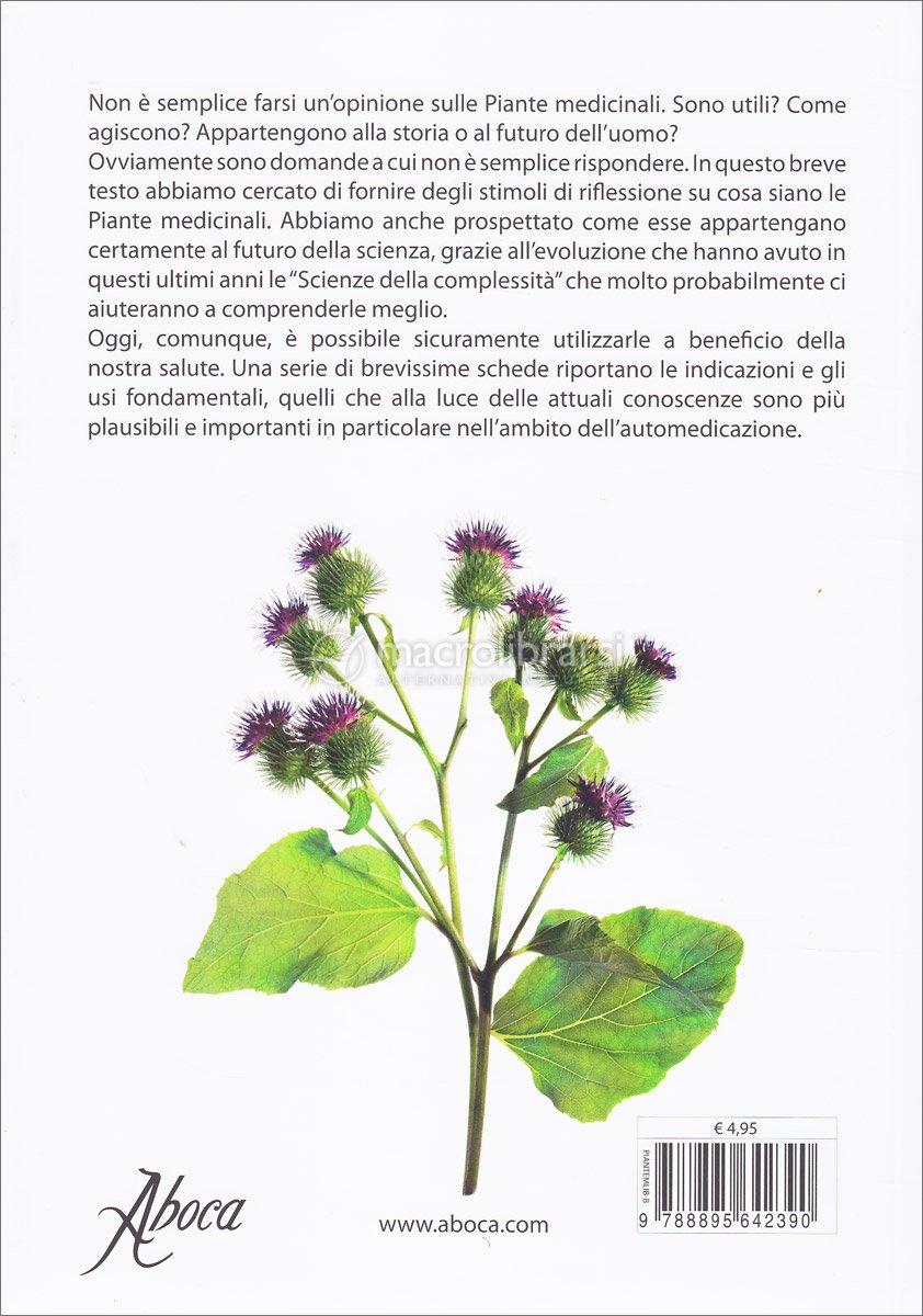Le Piante Medicinali : Conoscere le piante medicinali andrea lugli