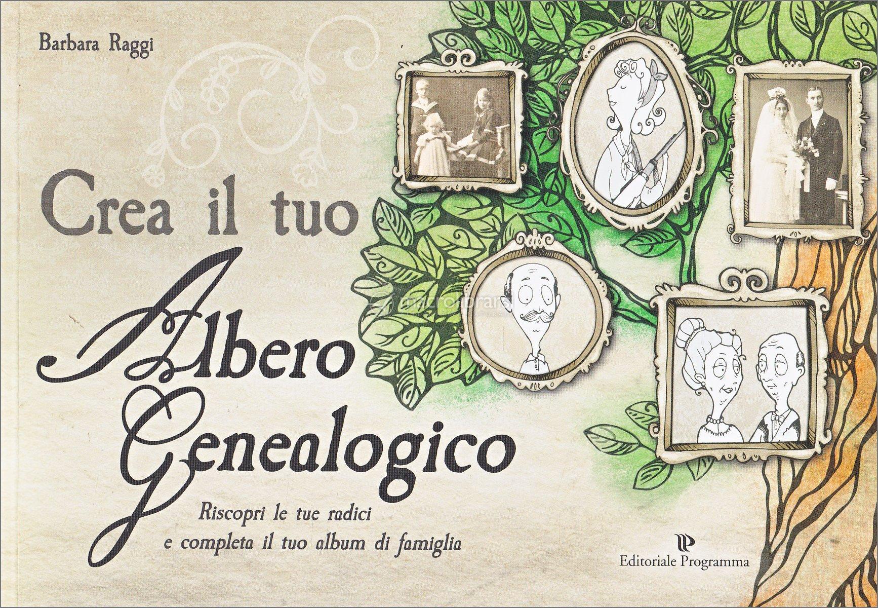 Crea Il Tuo Albero Genealogico Libro