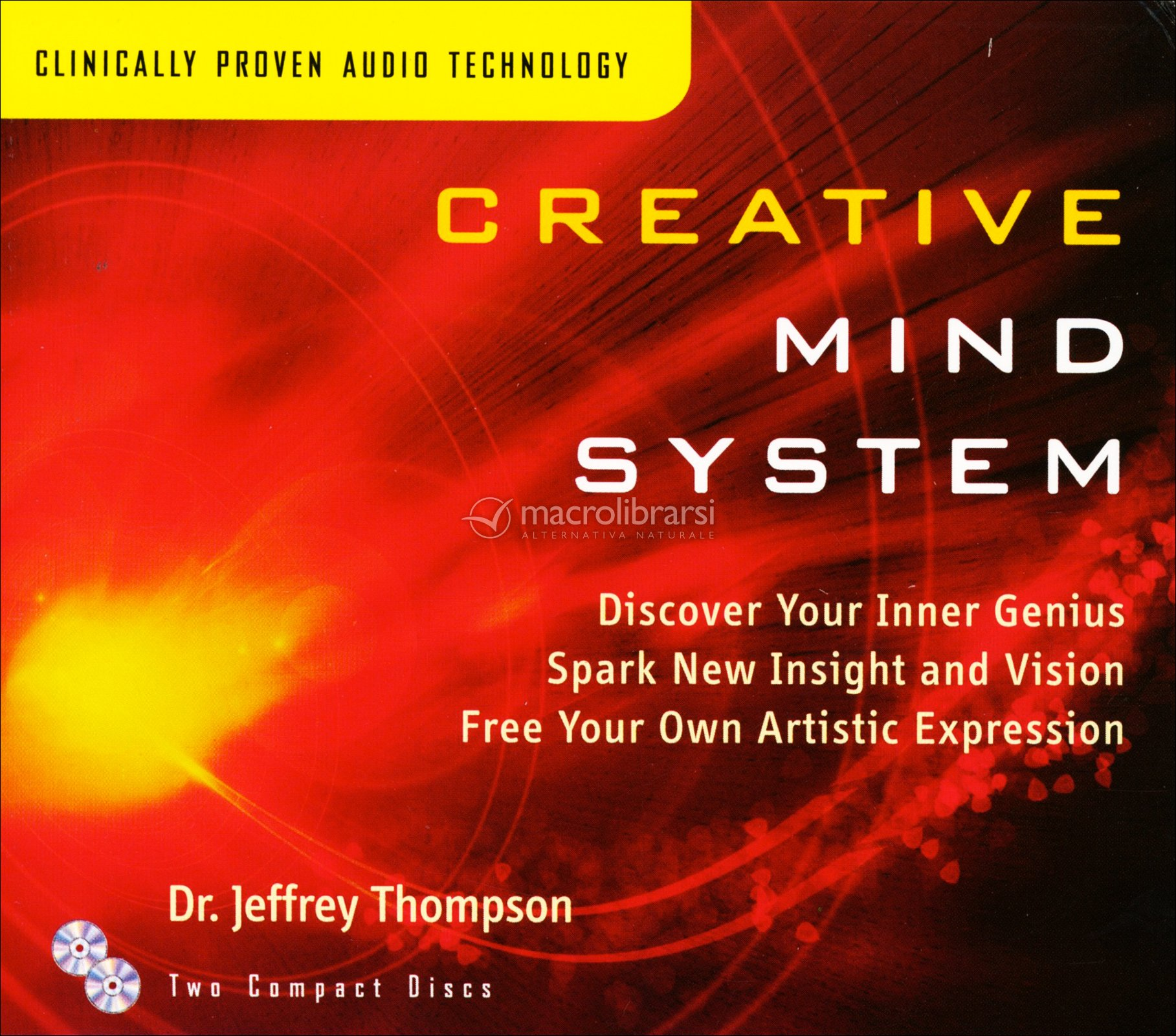 Creative mind system – 2CD