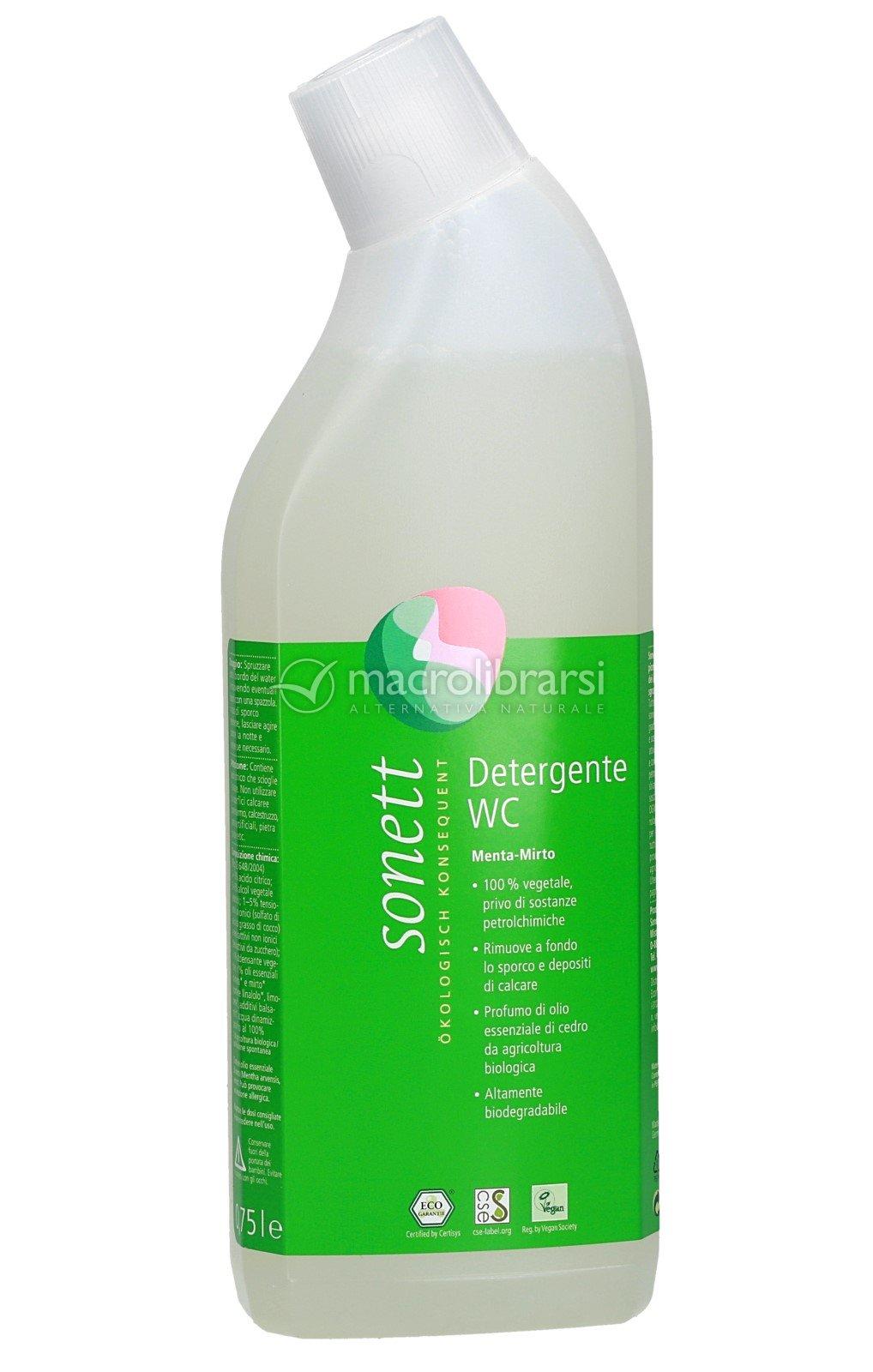 Incrostazioni Di Calcare Nel Wc detergente wc
