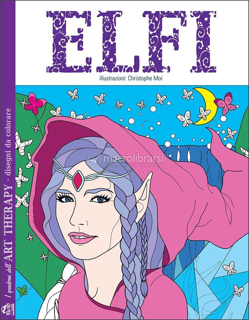 Elfi christophe moi - Toddler libro da colorare ...