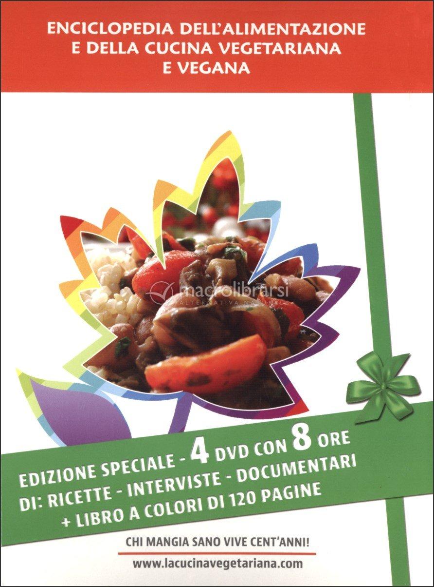 enciclopedia dell'alimentazione e della cucina vegetariana e ... - Libri Cucina Vegetariana