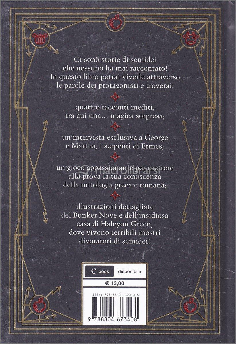 Eroi dellolimpo il libro segreto rick riordan fandeluxe Choice Image