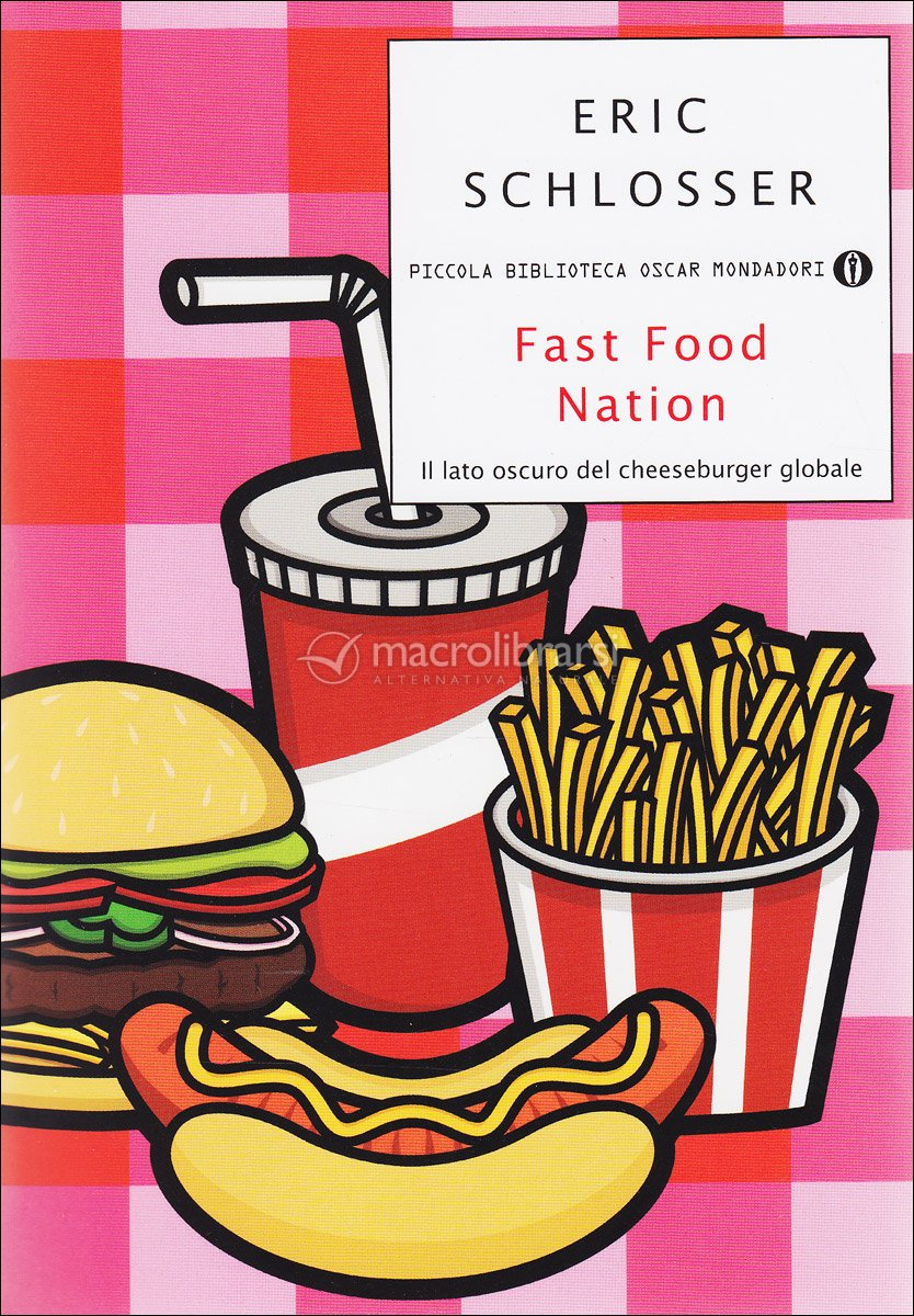 a research in fast food nation by eric schlosser Written by eric schlosser, narrated by rick adamson download the app and start listening to fast food nation today - free with a 30 day trial keep your audiobook forever, even if you cancel.