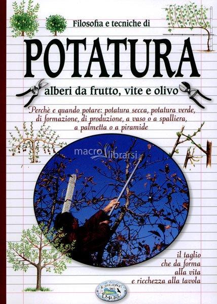 Filosofia e tecniche di potatura alberi da frutto vite e for Potatura alberi da frutto