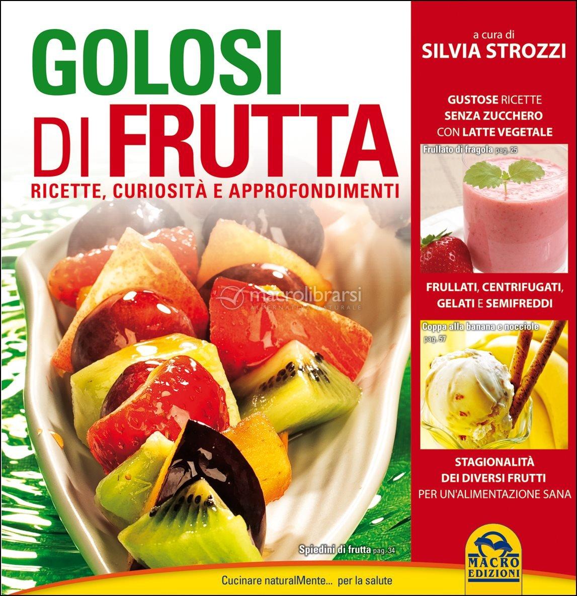 copertina libro golosi di frutta