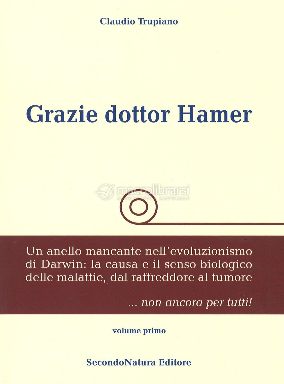 Grazie Dottor Hamer - Vol. 1