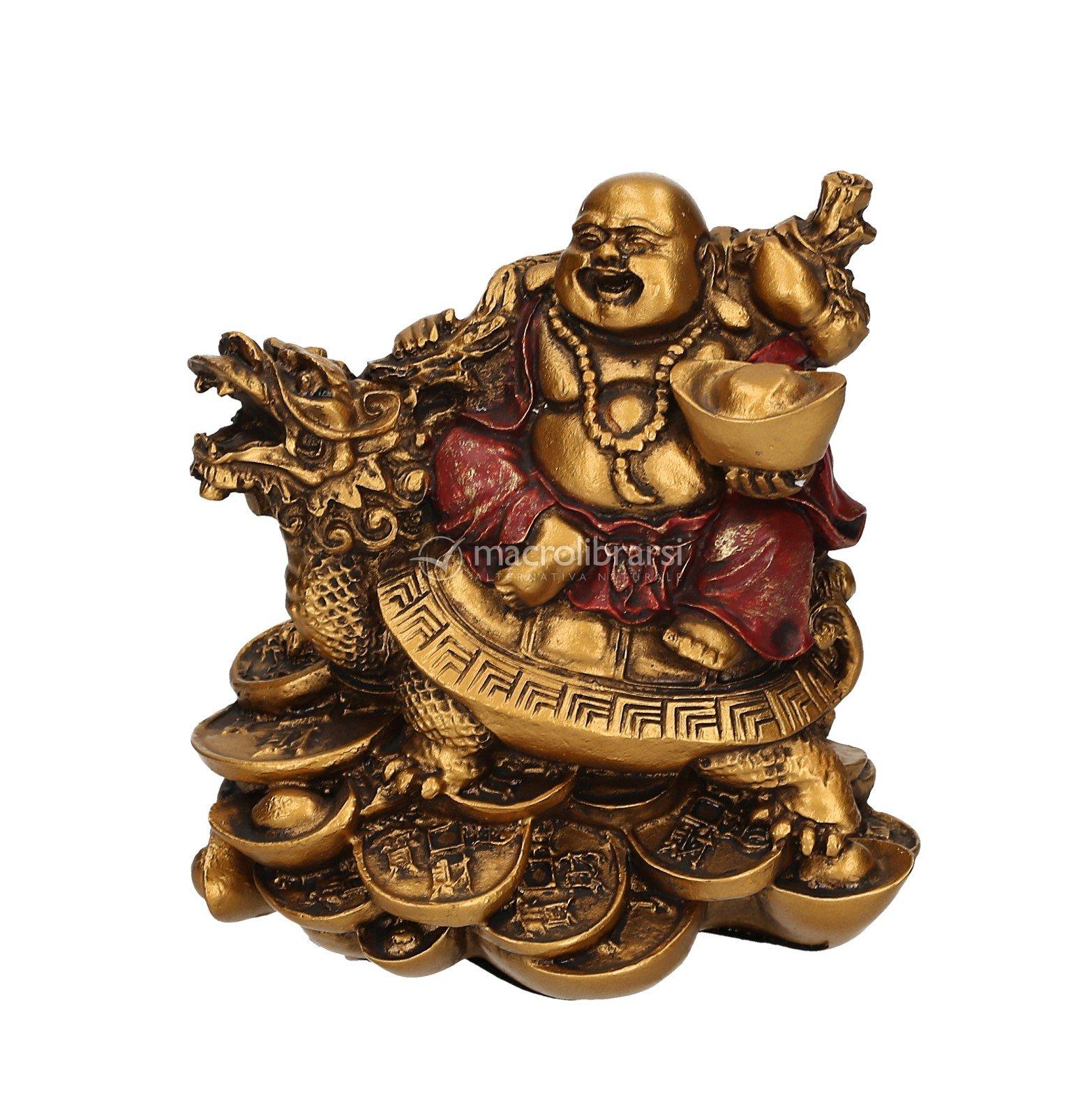 Le recensioni a statuetta happy buddha sulla tartaruga for Tartaruga prezzo