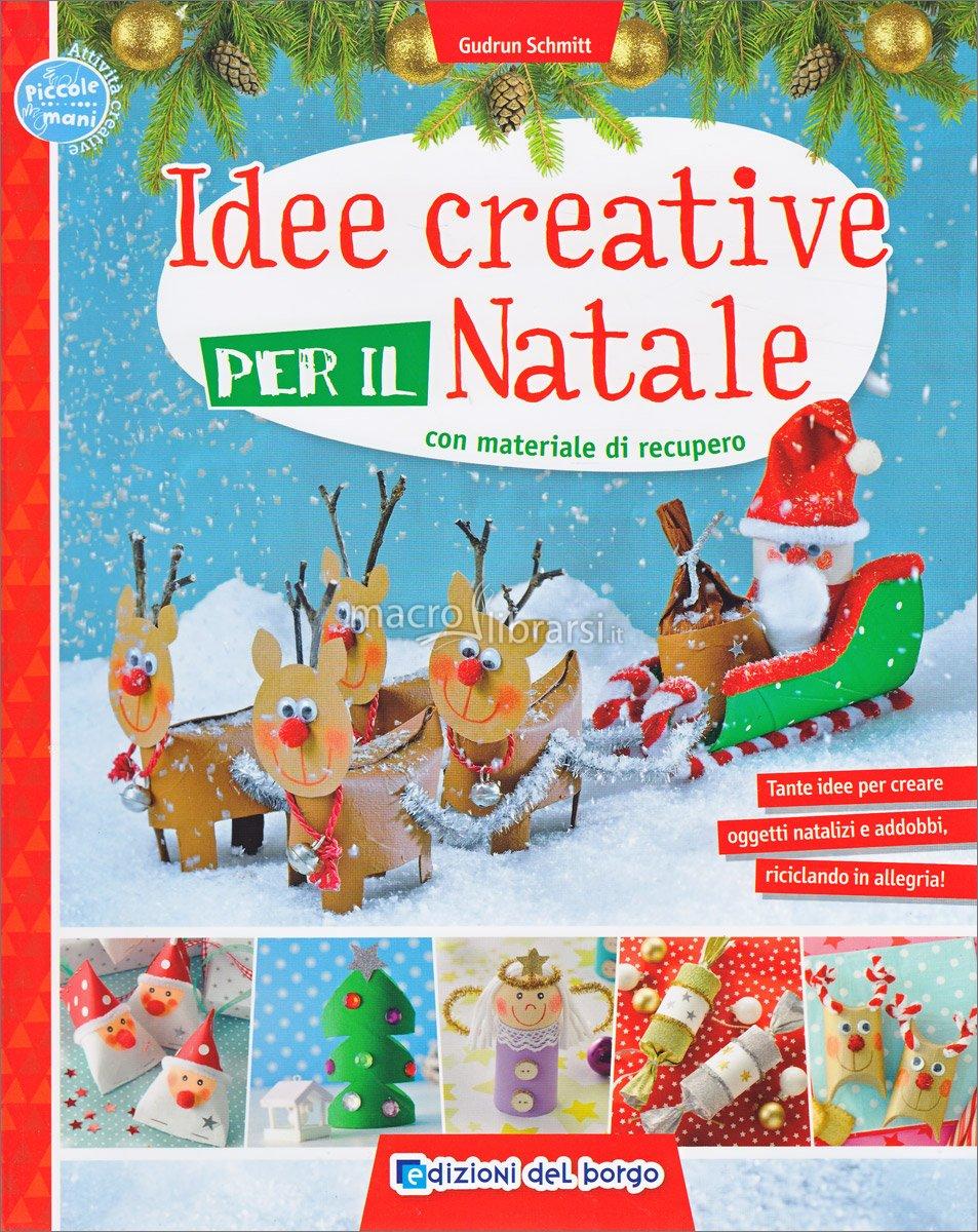 Idee Creative per il Natale - Libro - Gudrun Schmitt