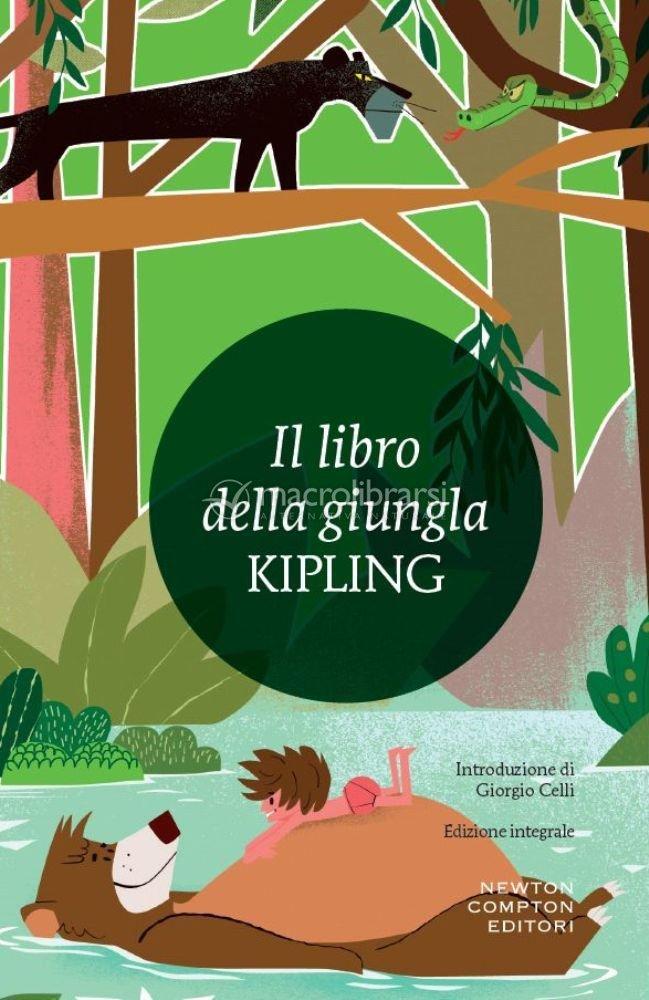 Il Libro della Giungla — Libro di Rudyard Kipling