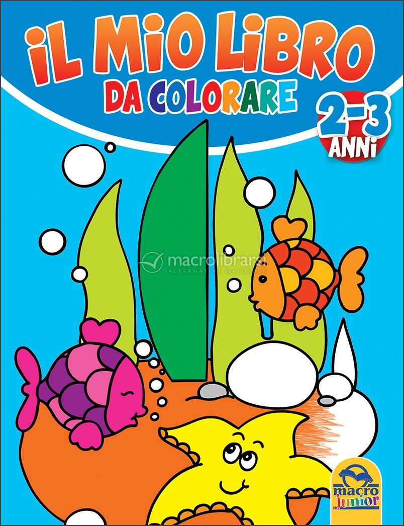 Il mio libro da colorare 2 3 anni libro di aa vv - Cavaliere libro da colorare ...