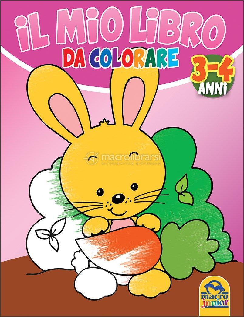 Il mio libro da colorare 3 4 anni aa vv - Cavaliere libro da colorare ...