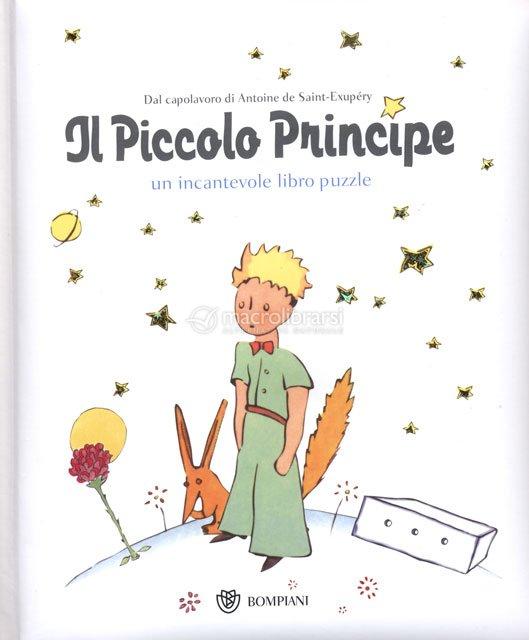 Il Piccolo Principe - Puzzle — Libro