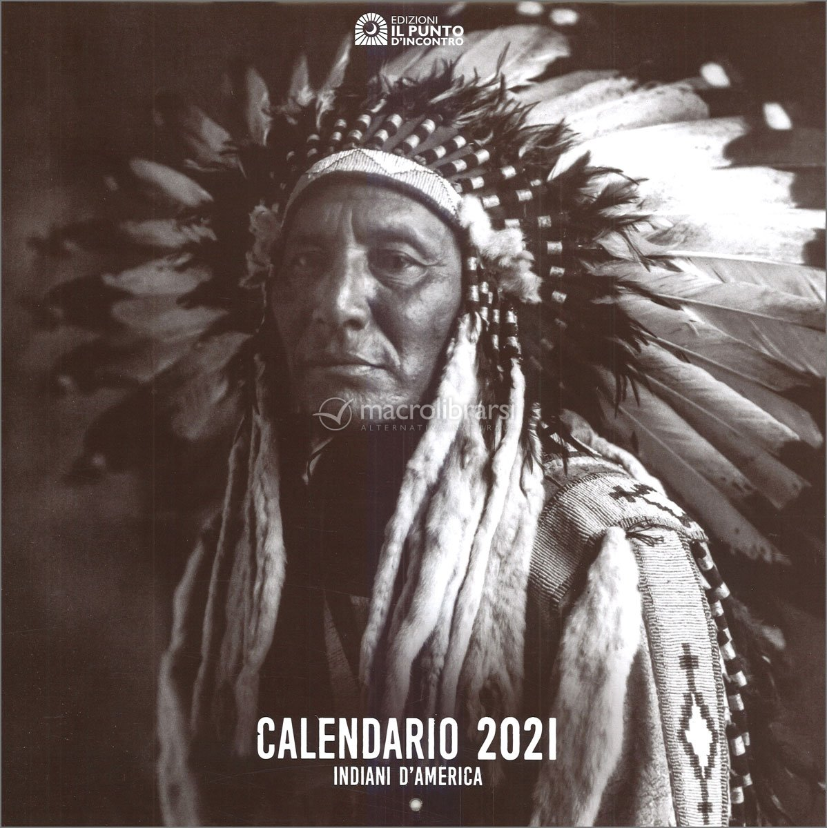 Calendario Pellerossa 2021 Calendario degli Indiani d'America 2021 — Calendario