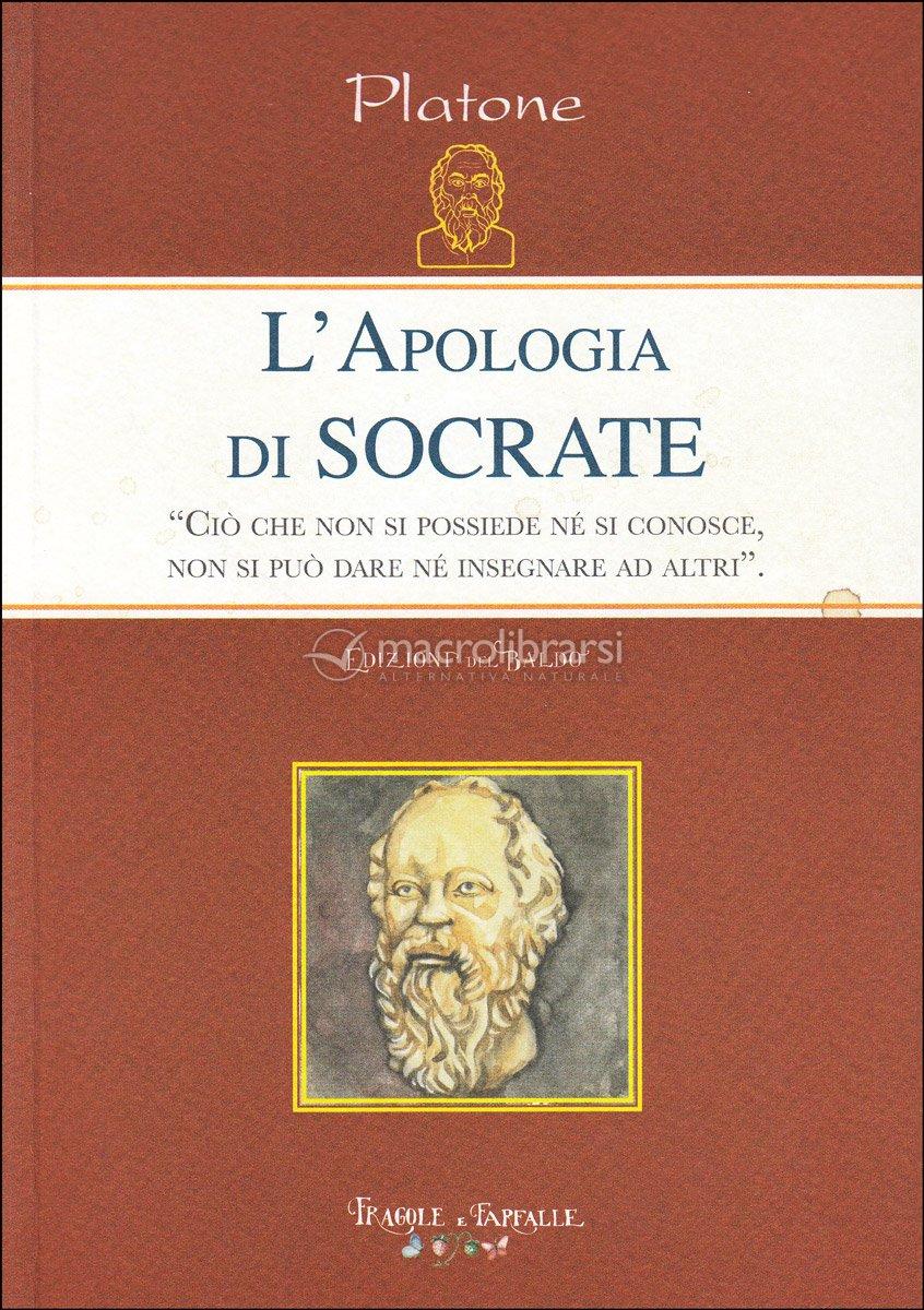 LAPOLOGIA DI SOCRATE PDF DOWNLOAD