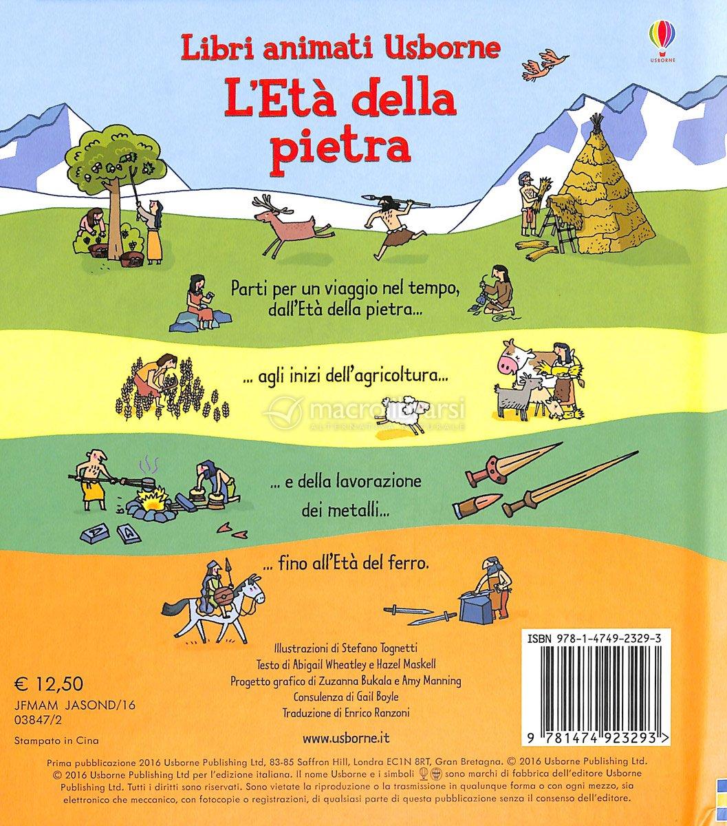 L'età della Pietra - con Finestrelle - Stefano Tognetti