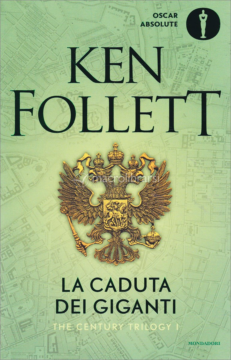 Ken Follett - La caduta dei giganti, [Pdf - Ita Eng] Romanzo