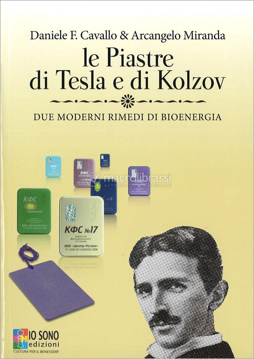 Piastre Di Tesla Funzionano le piastre di tesla e di kolzov — libro
