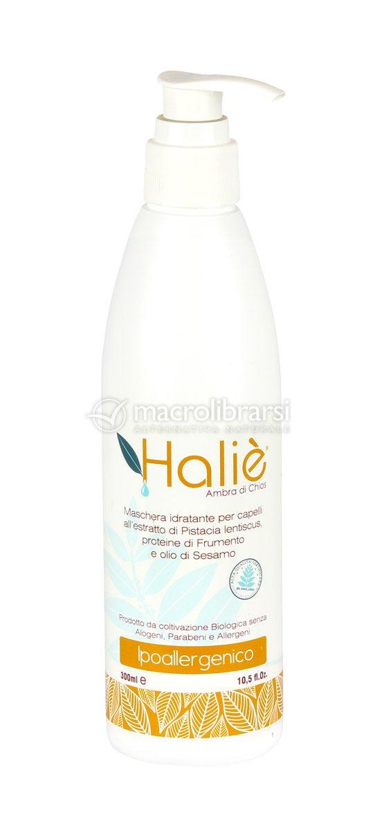Maschera per capelli con vitamine v1 v2 v3 v6 v12 e risposte di aloe