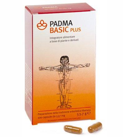Padma Basic Plus - 100 Capsule