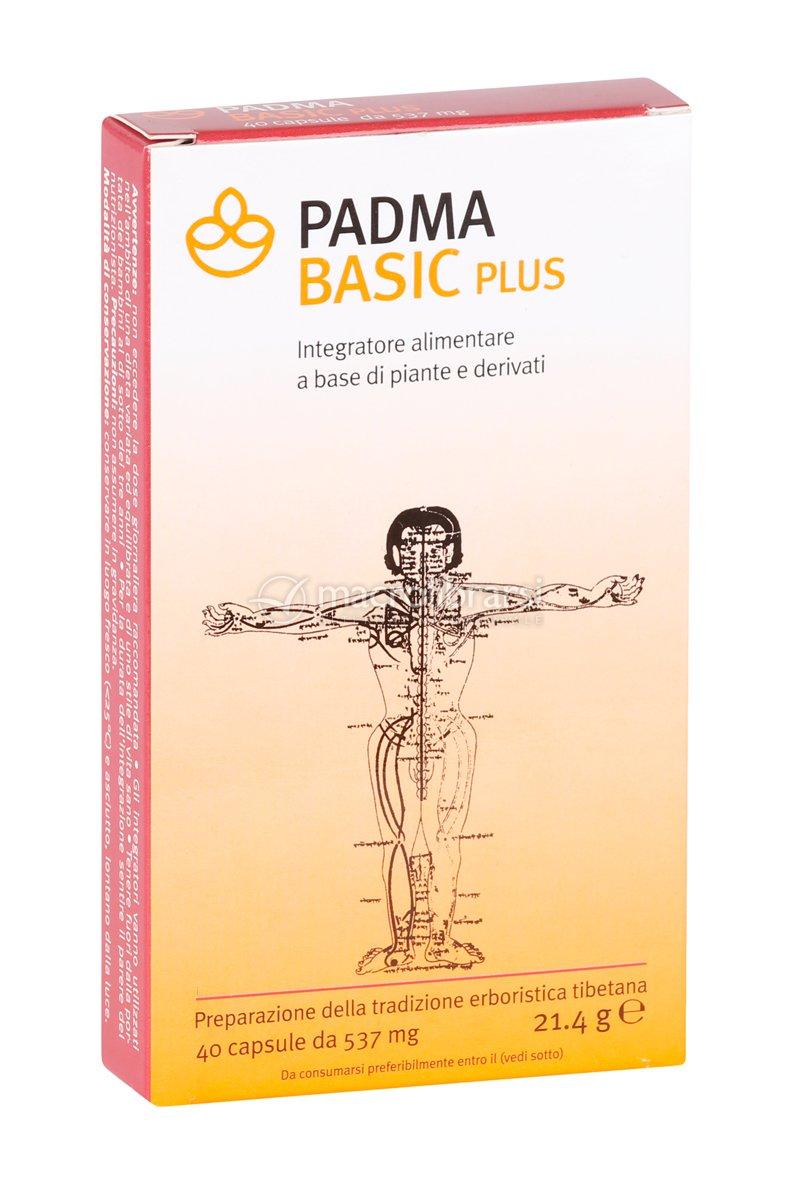 Padma Basic - 40 Capsule