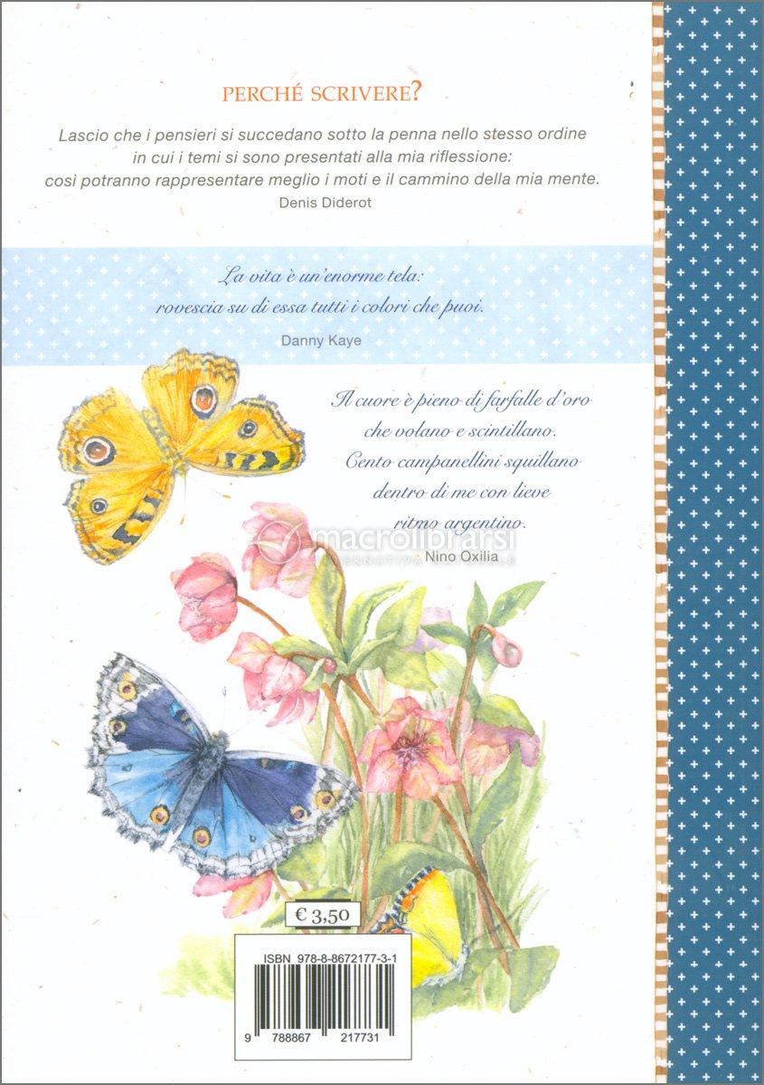 Pensieri colorati leggeri come farfalle for Opzioni di rivestimenti leggeri