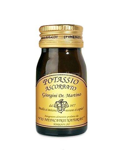 Potassio Ascorbato - Pastiglie