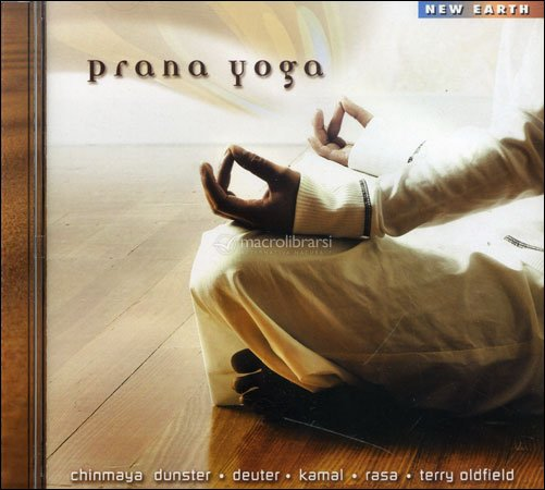 Prana yoga cd